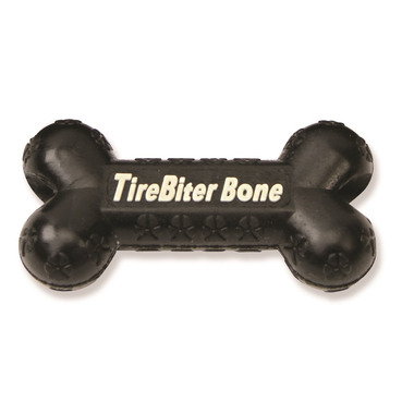 Mammoth Small 6 Inch TireBiter Bone with Treat Pocket