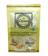 Chimes Organic Crystallized Ginger