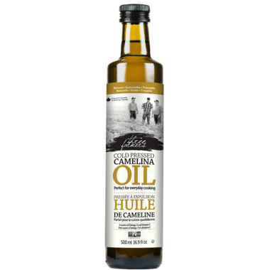 Three Farmers Camelina Oil