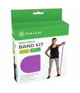 Gaiam Resistance Band Kit 3 Pack