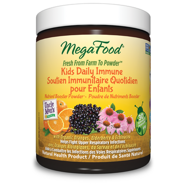 MegaFood Kids Daily Immune Nutrient Booster Powder