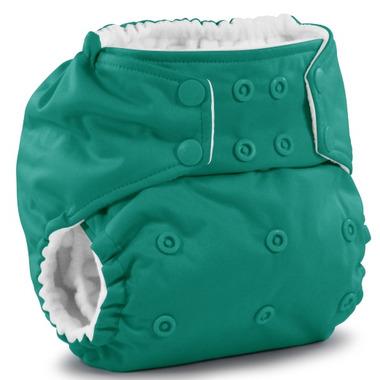 Kanga Care Rumparooz G2 Cloth Diaper Peacock