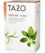 Tazo Refresh Mint Herbal Infusion Tea