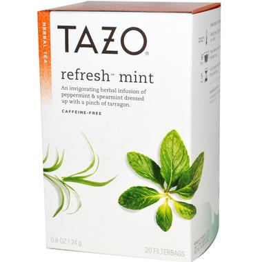 Tazo Refresh Mint Herbal Infusion Tea