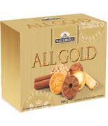 Waterbridge All Gold Carton of Cookies