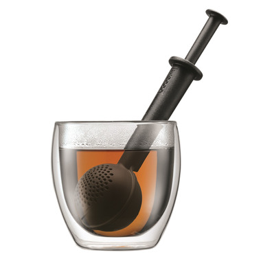 Bodum Bistro Tea Egg Black