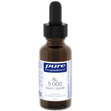 Pure Encapsulations B12 5000 Liquid