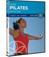 Gaiam Cardio Pilates DVD With Ana Caban