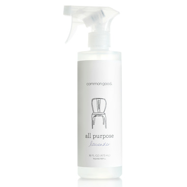 Common Good All Purpose Cleaner in Lavender