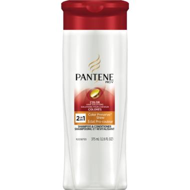 Pantene Colour Preserve Shine 2-in-1