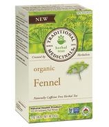 Traditional Medicinals Organic Fennel Tea