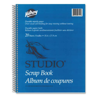 Hilroy Studio Scrap Book