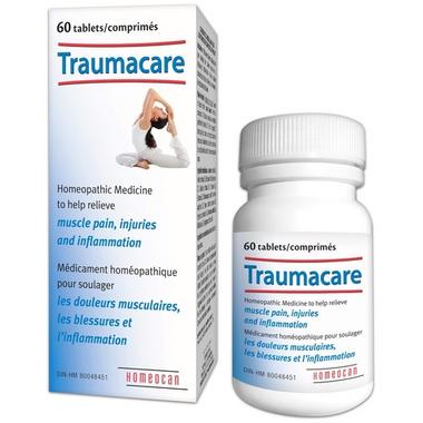 Homeocan Traumacare Tablets