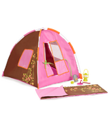 Our Generation Polka Dot Camping Set