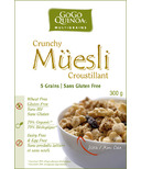 GoGo Quinoa Crunchy Muesli