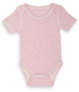 Juddlies Short Sleeve Bodysuit Pink
