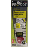 ProFoot Custom Insoles With Superior Comfort For Women