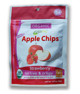 Yogavive Strawberry Apple Chips