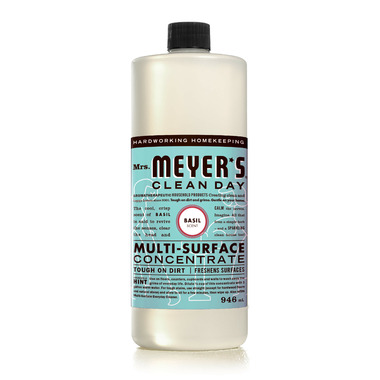 Mrs. Meyer\'s Clean Day MultiSurface Concentrate Basil
