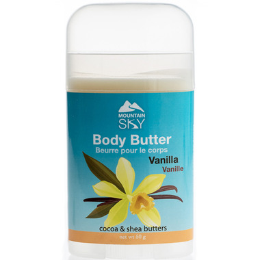Mountain Sky Vanilla Cream Body Butter