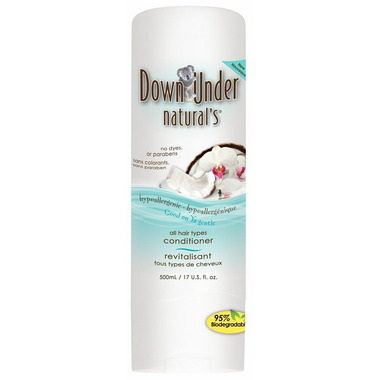 Down Under Natural\'s All Hair Types Conditioner