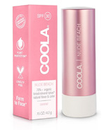 COOLA Liplux Tinted Lip Balm SPF 30 Nude Beach