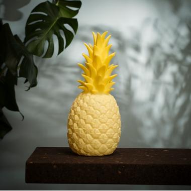 Goodnight Light Pineapple Lamp Yellow