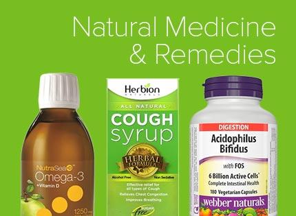 Natural Medicine & Remedies