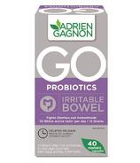 Adrien Gagnon Go Probiotics Irritable Bowel