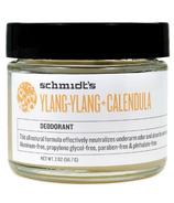 Schmidt's Deodorant Ylang-Ylang & Calendula Deodorant Jar