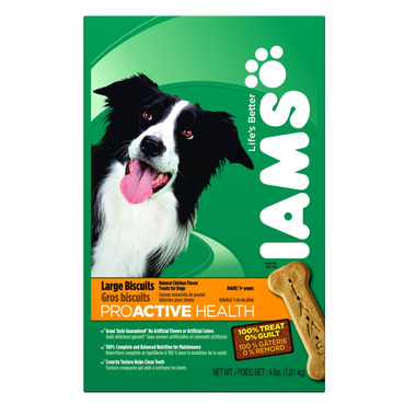 Iams Dog ProActive Health Adult Large Biscuits