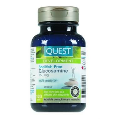 Quest Glucosamine Sulfate Shellfish Free