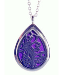 Finesse Home Filigree Aroma Pendant Necklace