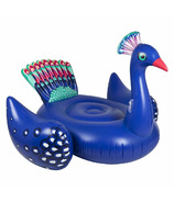 Sunnylife Luxe Ride-On Float Peacock