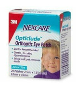 Opticlude Eye Patch