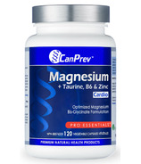 CanPrev Magnesium + Taurine with B6 & Zinc