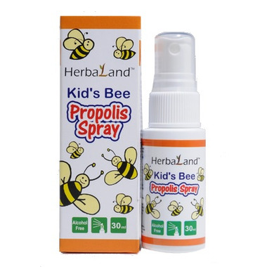 Herbaland Kid\'s Bee Propolis Spray