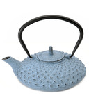 BergHOFF Cast Iron Teapot Blue