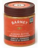 Barney Butter Vanilla and Espresso Almond Butter