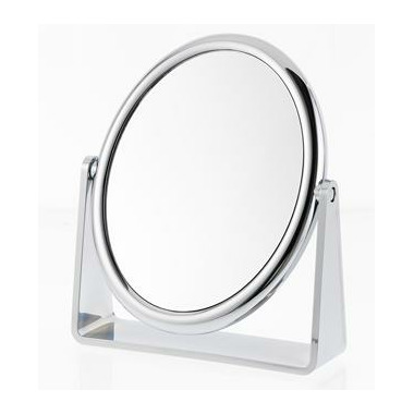 Buy danielle by upper canada ultra vue metallic oval for Oval mirror canada