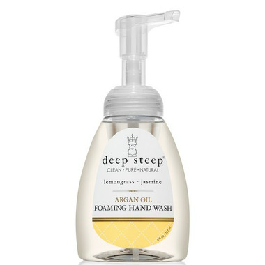 Deep Steep Argan Oil Foaming Hand Wash