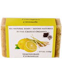 Crate 61 Organics Lemongrass Soap