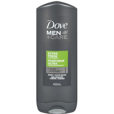 Dove Men+Care Extra Fresh Micro Moisture Body & Face Wash