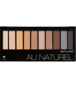 Wet n Wild Color Icon Au Naturel 10-Pan Eyeshadow Palette