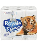 Royale Tiger Paper Towel