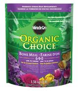 Miracle-Gro Organic Choice Bone Meal Organic Plant Food