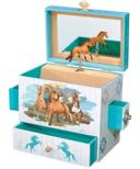 Breyer Horses Spirit Riding Free Spirit Musical Jewelry Box