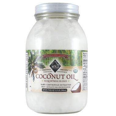 Wilderness Family Organic Raw Coconut Oil