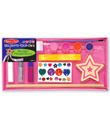 Melissa & Doug Decorate Your Own Wooden Princess Wand