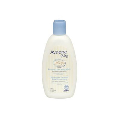 Aveeno eczema care body wash